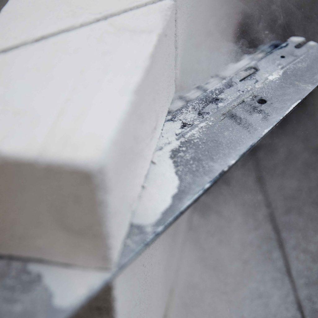 Betonblock - Studio - Fliesenmeisterei